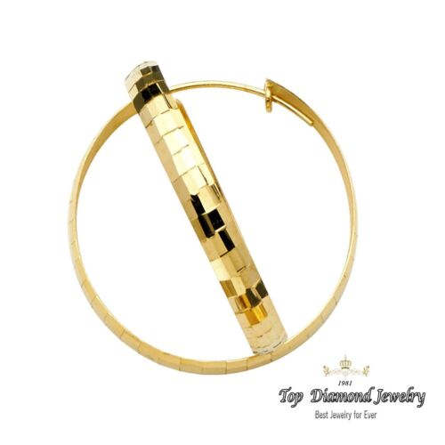2grams 14k Yellow Solid Gold Polished 3.5mm Hoop Earrings Length 25mmX25mm