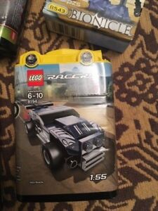 Lego NITRO MUSCLE 8194 new Racers