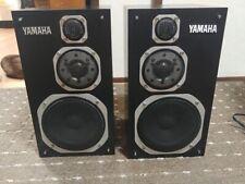 YAMAHA NS-1000MM Matched Speaker pair Beautiful Vintage Speaker