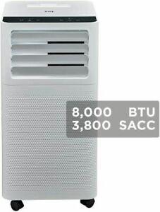 TCL 8,000 BTU 2-Speed Portable Air Conditioner w/ Dehumidifier