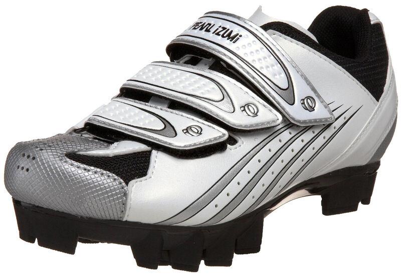 Pearl Izumi Select Women's MTB Mountain Bike Cycling shoes White - 38