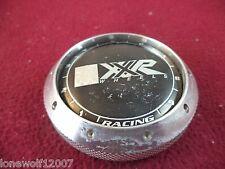 XXR Wheels Silver Custom Wheel Center Cap ONE CAP METAL