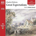 Great Expectations: Unabridged by Charles Dickens (CD-Audio, 2007)