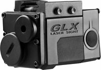 Red Laser Sight.small Compact Device.aim Pistol.2 Length.hunting Dot Optics