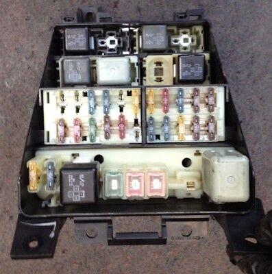 [NRIO_4796]   TOYOTA LUCIDA ESTIMA EMINA 90-00 INTERIOR DASH FUSE BOX. #2 | eBay | Toyota Emina Fuse Box |  | eBay