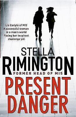 1 of 1 - Present Danger by Stella Rimington Small Paperback 20% Bulk Book Discount