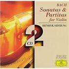 Johann Sebastian Bach - Bach: Sonatas & Partitas for Solo Violin (1996)
