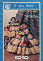 Harvest Moon, Fibre-craft 13 Doll And 8 Pillow Doll Crochet Patterns