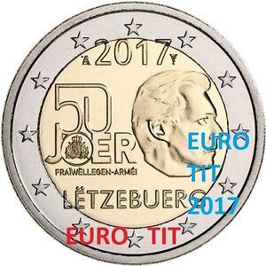 2 € LUXEMBOURG 2 X PIECES NEUVES 2017 DEJA RARE 2017 - France - Pays: Luxembourg Etat: Neuf Année: 2017 Kit, Lot: 2 XPIECES Valeur faciale: 2 Euro - France