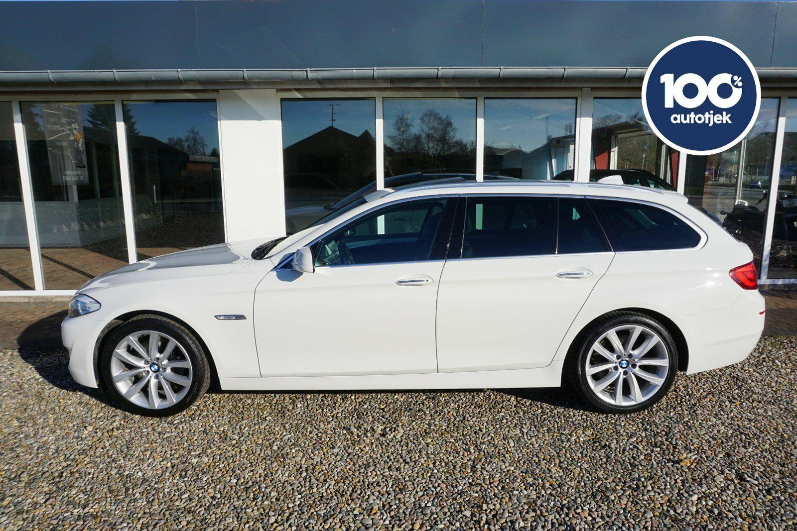 BMW 535d 3,0 Touring xDrive aut. 5d - 457.800 kr.