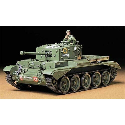 TAMIYA 35221 British Cromwell Tank Mk IV 1 35 Military Model Kit