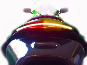 07 08 Kawasaki Zx 6r Zx6r Zx6 Integrated Tail Light Kit W
