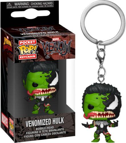 Venomized Hulk Bobble-Head #46461 Funko Pocket Pop Keychain Marvel Venom