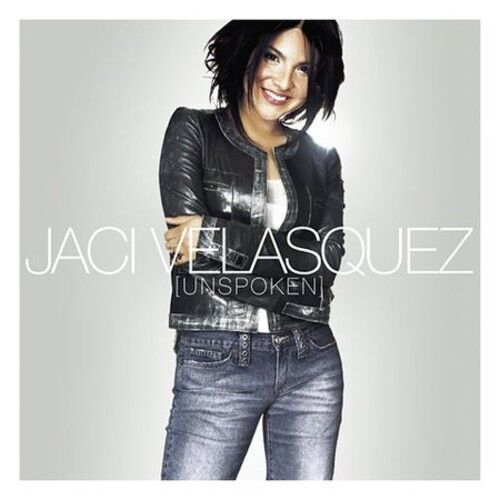 1 of 1 - Jaci Velasquez - Unspoken [New CD] Manufactured On Demand