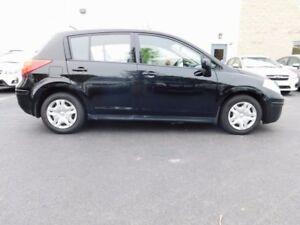 Fit 2007-2011 Nissan Versa 4-DR Sedan Front Door Window Glass Driver//Left Side
