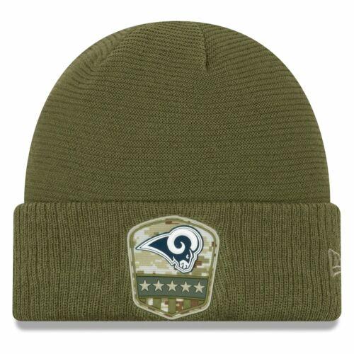 NEW Era salutate to service inverno berretto-Los Angeles Rams