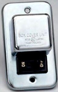 Astounding Bussmann Sty Fusetron Single Edison Fuse Box Cover Unit 120 Volt Wiring Cloud Aboleophagdienstapotheekhoekschewaardnl