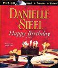 Happy Birthday by Danielle Steel (CD-Audio, 2014)