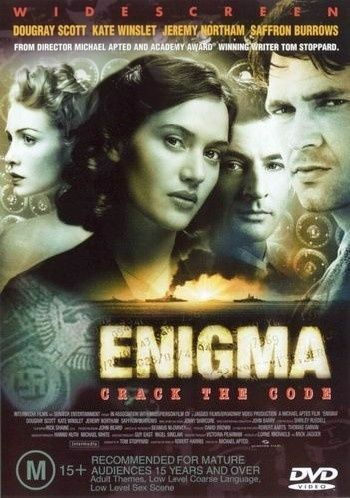 1 of 1 - Enigma (DVD, 2002)