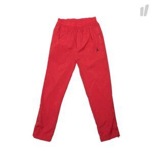9b9f1fd0768a 2017 Nike Air Jordan 5 V Retro Vault Track Pants SZ XL Fire Red ...