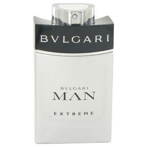 Bulgari Bvlgari Man Extreme for Men Eau De Toilette 100ml 3.3 Oz TS Perfume 564178eaf6