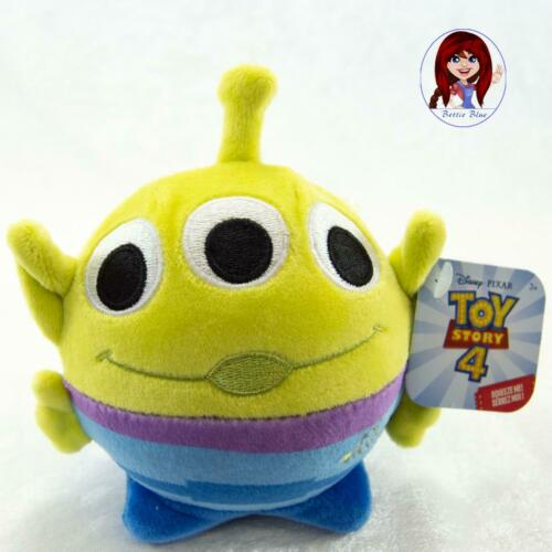 Disney PIXAR Toy Story 4 Movie SQUISHY FIGURES Squeezable Plush NEW WITH TAGS!