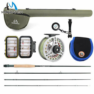 Extreme-3-4-5-6-7-8-10WT-Fly-Rod-Outfit-Combos-Fishing-Fly-Reel-Fly-Line-Flies