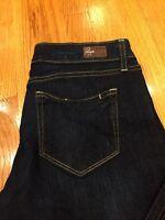 $189 (318/30) Paige Denim Roxbury Skinny Jeans Size 27