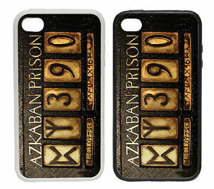Details about Azkaban Prisoner Board - Rubber and Plastic Phone Cover Case  Potter Style