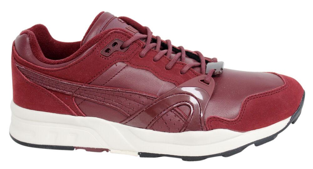 Puma Trinomic XT1 Citi Mens Trainers Unisex Shoes Cabernet Lace Up 359234 04 U43