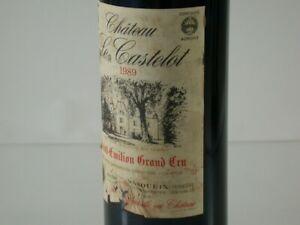 Wein-Rotwein-Red-Wine-1989-Chateau-Le-Castelot-St-Emilion-Grand-Cru-834-20