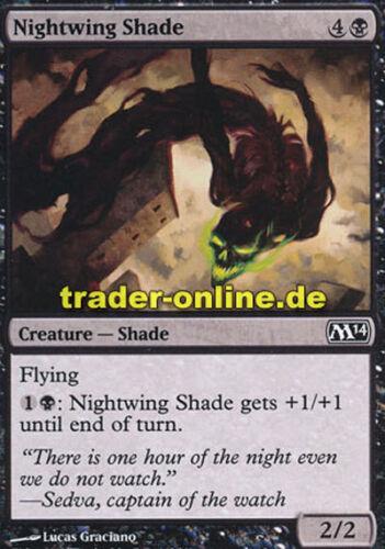 Magic 2014 M14 Magic Nachtschwingen-Schatten 4x Nightwing Shade