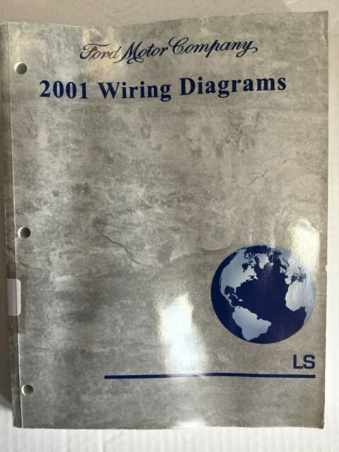 2001 Lincoln Ls Electrical Wiring Diagrams Book