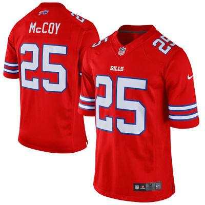 reputable site 51b48 f59b6 Nike LeSean McCoy Color Rush limited Red on field Edition Buffalo Bills  ($150)   eBay