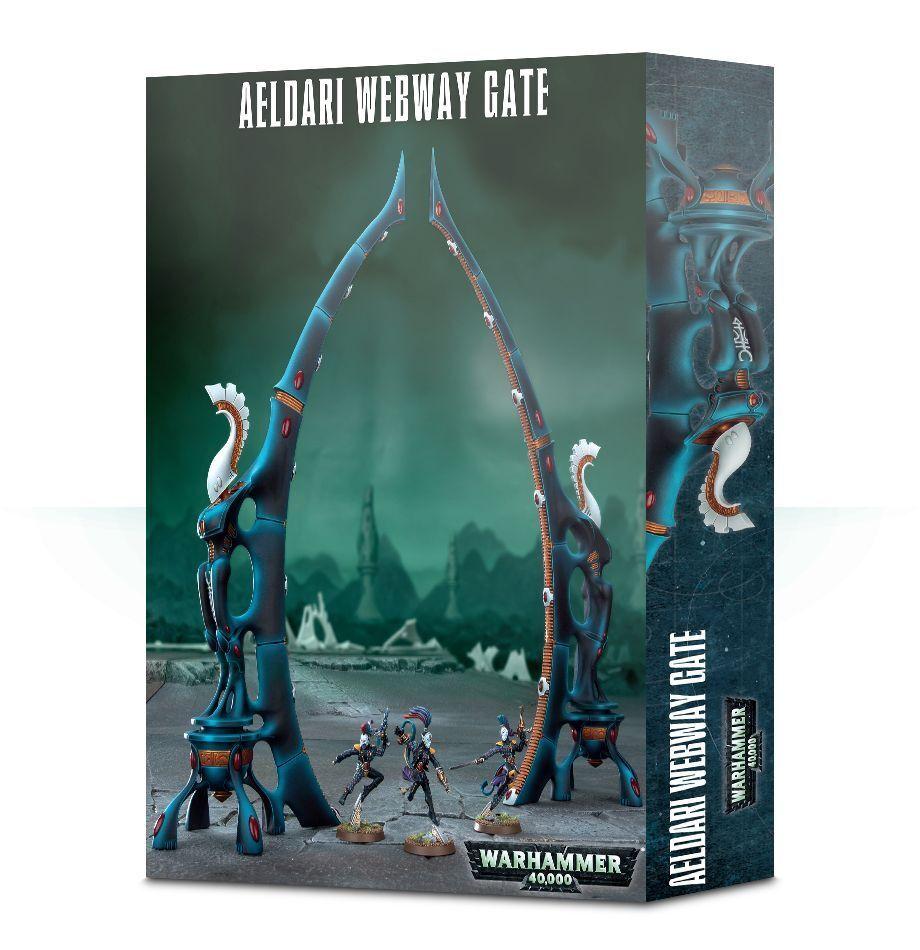 Aeldari Webway Gate 64-11 - Warhammer 40,000