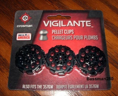 Crosman Speed Loader Rotary Clips Vigilante /& 357 CO2 .177 Pellet 357W Pistol