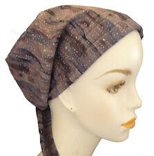Cancer Chemo Hair Loss Scarf Turban Alopecia Headwrap Bad Hair Day Hat Cotton