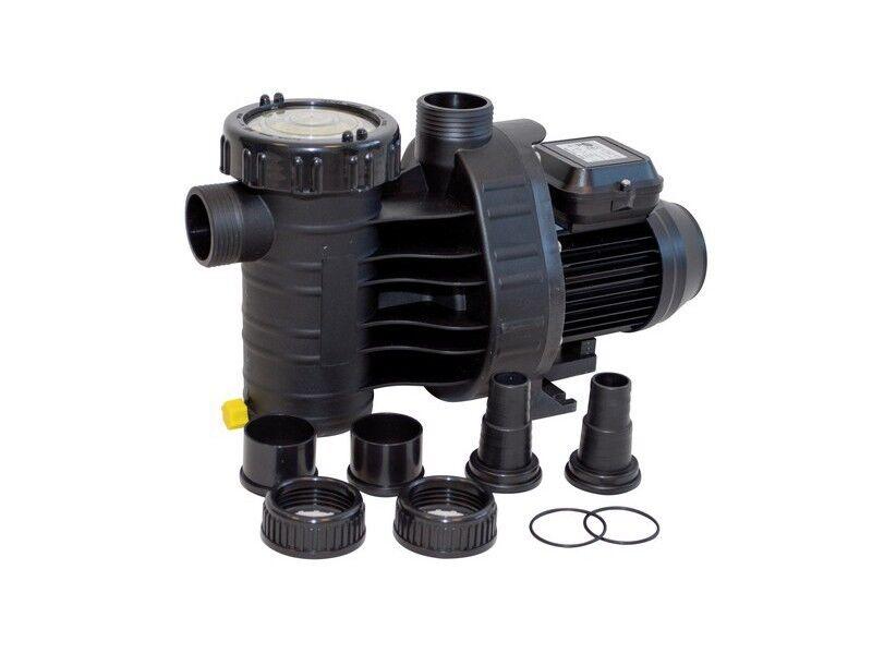 AQUA PLUS 6 Pumpe Umwälzpumpe Aqua Technix 230V 8 m³ h Poolpumpe Filterpumpe