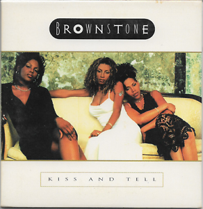 BROWNSTONE-Kiss-And-Tell-CDS-RnB-Soul-32K-78413-USA