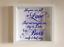 IKEA ribba Box cadre personnalisé Vinyle Mur Art Citation n/'importe qui peut tomber amoureux