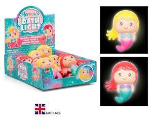Mermaid Bath Light Toy Kids Baby Shower filles Bath Play Faveur Anniversaire Cadeau UK-afficher le titre d`origine jDWDAxxE-07194552-743098644