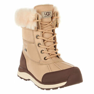 Women-UGG-Adirondack-Boot-III-1095141-Sand-Waterproof-100-Authentic-Brand-New