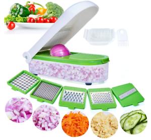 Vegetable Onion Chopper Potato Tomato Fruit Chopper Kitchen Cutter Veggie Dicer