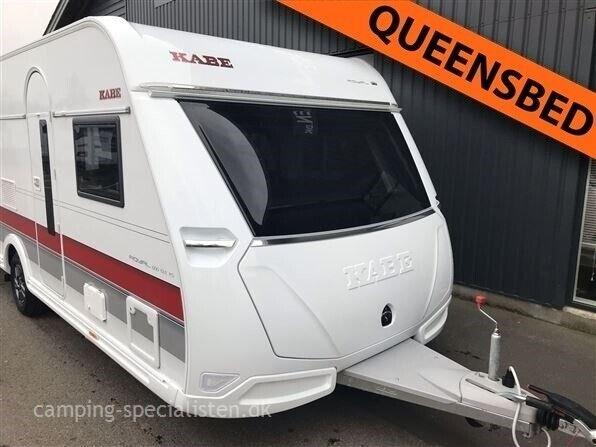Kabe Royal 600 GLE KS B8, 2021, kg egenvægt 1658