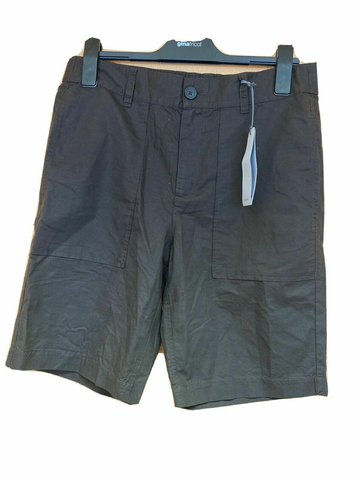 Hess Natur Shorts Damen kurze Hose Braun Gr.48 Neu mit Etikett