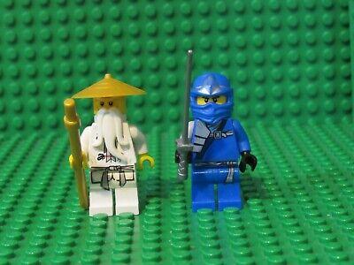 Sensei Wu Kai Lloyd Jay Nya Pirate Ghost Nindriod Lego Ninjago Minifigures Lot