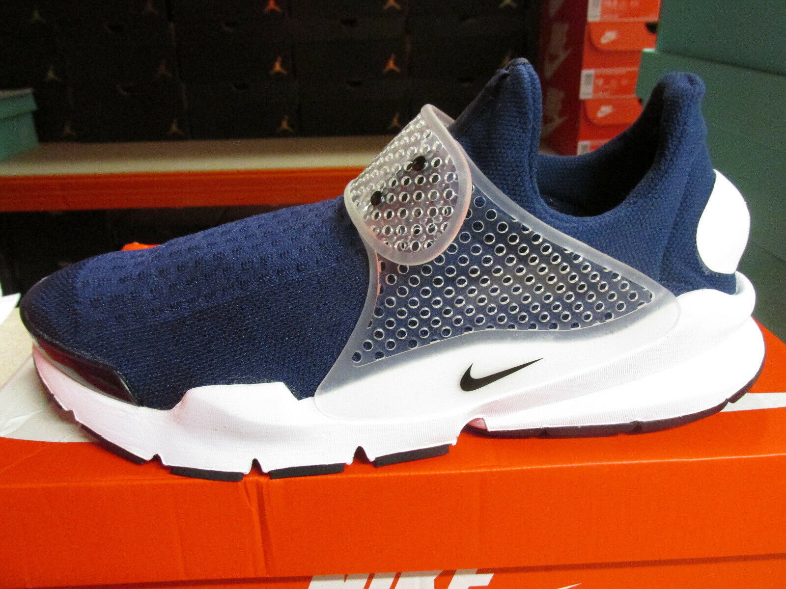 Nike Sock Dart 400 Hombre Running Trainers 819686 400 Dart Sneakers Zapatos 24a44d