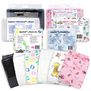 Abdl diaper sample pack