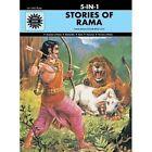 Stories of Rama by Amar Chitra Katha Pvt (Hardback, 1998)