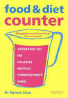 Food and Diet Counter: Complete Nutritional Facts for Your Diet by Octopus Publishing Group (Paperback, 2003)